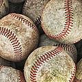 Used Baseballs by Wade Aiken