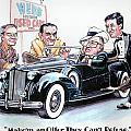 Used Car Salesmen by Harry West