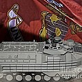 Usmc Aav7 by Tommy Anderson