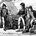 Uss Chesapeake, 1807 by Granger