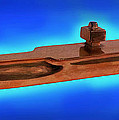Uss Enterprise Cvan 65 Bronze by Carl Deaville