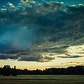 Uss Enterprise by Matti Ollikainen