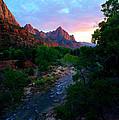 Utah - The Watchman by Terry Elniski