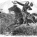 Utes: White River Attack by Granger
