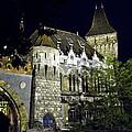Vajdahunyad Castle - Budapest by Jon Berghoff
