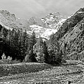 Val Di Cogne In The Italian Alps by Greg Matchick