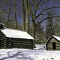 Valley Forge Winter by Sally Weigand