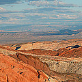 Valley Of Fire Nevada by Art Whitton