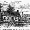 Van Buren: Birthplace by Granger