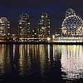 Vancouver British Columbia 2 by Bob Christopher