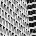 Vancouver Buildings by Douglas Williams