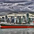 Vancouver Freighter Hdr by Randy Harris