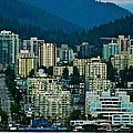 Vancouver Rooms With A View by Eric Tressler
