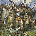 Vandal Invasion Of Rome by Granger