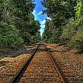 Vanishing Point by Scott Wood