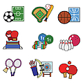 Various Sports by Eastnine Inc.