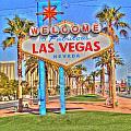 Vegas by Barry R Jones Jr