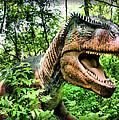 Velociraptor by Kristin Elmquist