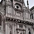 Venetian Architecture Iv by Ellen Heaverlo