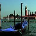 Venetian Gandola by La Dolce Vita