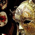Venetian Masks by Bill Dodsworth