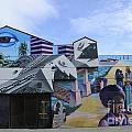 Venice Beach Wall Art 2 by Bob Christopher