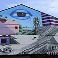 Venice Beach Wall Art 3 by Bob Christopher