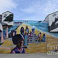 Venice Beach Wall Art 4 by Bob Christopher