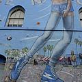 Venice Beach Wall Art 9 by Bob Christopher