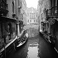 Venice Canal by Emanuel Tanjala