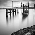 Venice Canal Grande by Nina Papiorek