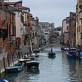 Venice Commuter by Eric Tressler