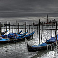 Venice Gondolas  by Crystal Nederman