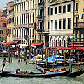 Venice Grand Canal 2 by Andrew Fare