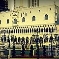Venice In Las Vegas by Susanne Van Hulst