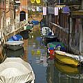 Venice Laundry by Dave Saltonstall
