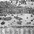 Venice: Map, C1566 by Granger