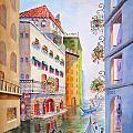 Venice by Mohamed Hirji