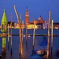 Venice Night by Brian Jannsen