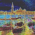 Venice Venezia Glow by Jerome Stumphauzer