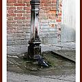 Venitian Water Fountain   Venice Italy by John Shiron