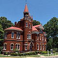 Ventress Hall Ole Miss by Joshua House