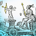 Venus, Roman Goddess Of Love by Photo Researchers