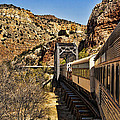 Verde Valley Railway by Jon Berghoff