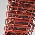 Vertebrae Of The Bridge by Douglas Barnard