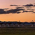 Very Large Array Panorama by Matt Tilghman