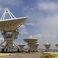 Very Large Array (vla) Radio Antennae by Tony Craddock