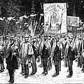 Veteran March, 1876 by Granger