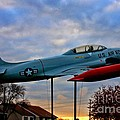 Vfw F-80 Shooting Star by Tommy Anderson