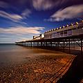 Victoria Pier by Adrian Evans